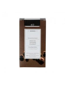 Korres Argan Oil Advanced Colorant 4.0 Καστανό