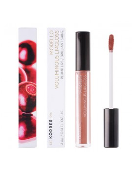 Korres Morello Voluminous Lipgloss 31 Bronze Nude 4ml