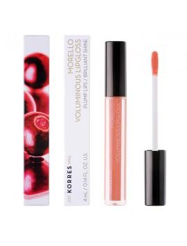 Korres Morello Voluminous Lipgloss 12 Candy Pink 4ml