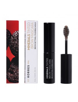 Korres Minerals Tinted Brow Mascara 03 Light Shade 4ml