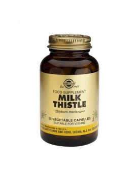 Solgar Milk Thistle - 50veg.caps