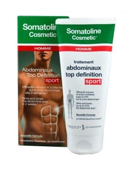 Somatoline Cosmetic Abdominaux Top Definition Sport 200ml