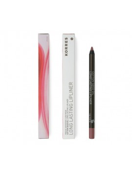 Korres Cotton Seed Oil Long Lasting Lipliner 03 Red -1,2gr