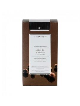 Korres Argan Oil Advanced Colorant 1.0 Μαύρο