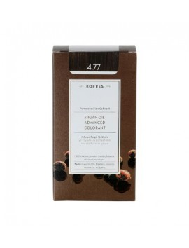 Korres Argan Oil Advanced Colorant 4.77 Σκούρο Σοκολατί
