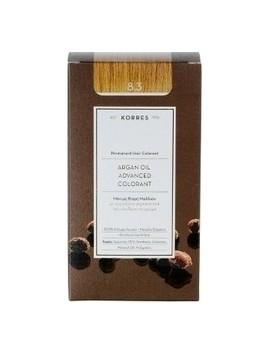 Korres Argan Oil Advanced Colorant 8.3 Ξανθό Ανοικτό Χρυσό Μελί