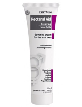 Frezyderm Rectanal Aid Cream - 50ml