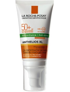La Roche-Posay XL Tinted Dry Touch Gel-Cream Anti-Shine SPF50+ - 50ml