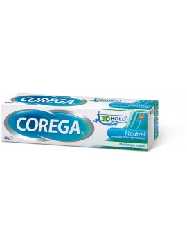 Corega 3D Hold Neutral 40gr