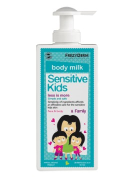 Frezyderm Sensitive Kids Body Milk - 200ml