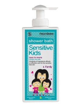 Frezyderm Sensitive Kids Shower Bath - 200ml