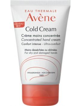 Avene Cold Cream Creme Mains 50ml