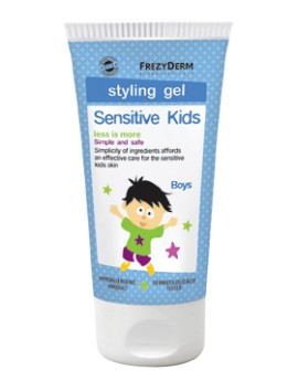 Frezyderm Sensitive Kids Styling Gel - 100ml