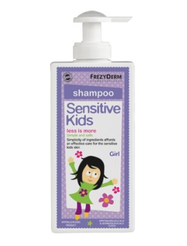 Frezyderm Sensitive Kids Shampoo for Girls - 200ml