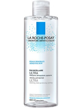 La Roche-Posay Micellar Water Ultra 400ml