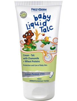 Frezyderm Baby Liquid Talc -150ml