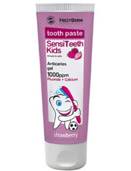 Frezyderm SensiTeeth Kids Toothpaste 1000ppm - 50ml