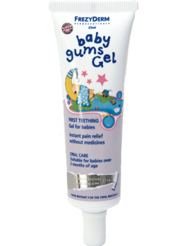 Frezyderm Baby Gum Gel - 25ml