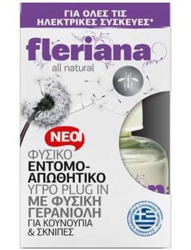 Power Health Fleriana Εντομοαπωθητικό Υγρό Plug In 30ml
