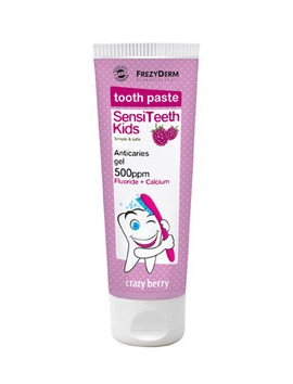Frezyderm SensiTeeth Kids Toothpaste 500ppm - 50ml