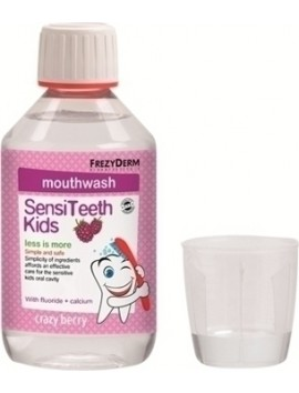 Frezyderm SensiTeeth Kids Mouthwash - 250ml