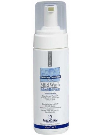 Frezyderm Mild Wash Foam -150ml