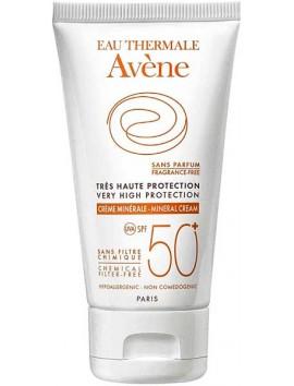 Avene Creme Minerale SPF50+ - 50ml