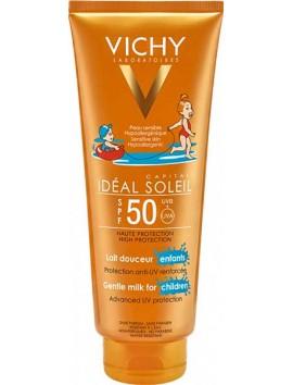 Vichy Ideal Soleil Αντηλιακό Γαλάκτωμα για Παιδικές Επιδερμίδες SPF50+ 300ml
