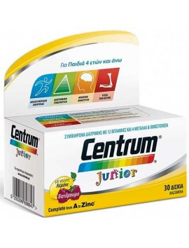 Centrum Junior 30chew.tabs