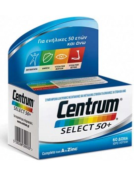 Centrum Select 50+ - 60tabs