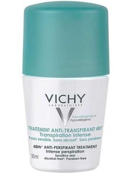 Vichy Deodorant 48H Roll On 50ml