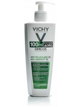 Vichy Dercos Anti-Dandruff Shampoo Dry Hair 390ml