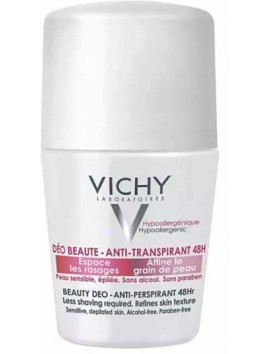Vichy Deodorant Ideal Finish 48H Roll On 50ml