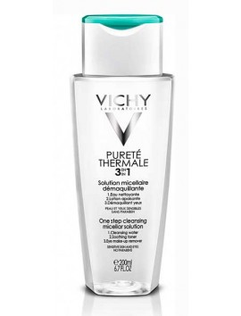 Vichy Purete Thermale 3 in 1 Solution Micellaire Demaquillante 200ml