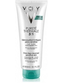 Vichy Purete Thermale 3in1 Ντεμακιγιάζ & Καθαρισμός 300ml