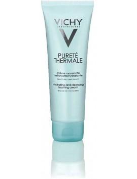 Vichy Purete Thermale Creme Moussante Nettoyante Hydratante 125ml