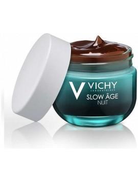 Vichy Slow Age Κρέμα Νύχτας και Μάσκα Προσώπου 2 σε 1 - 50ml
