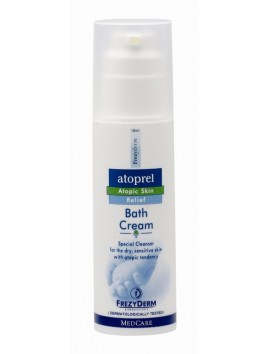 Frezyderm Atoprel Bath Cream - 150ml