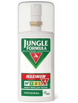 Jungle Formula Maximum Original Εντομοαπωθητικό Spray (IRF4) 75ml
