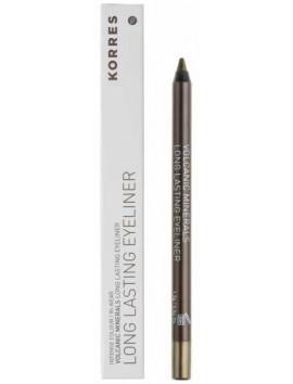 Korres Volcanic Minerals Long Lasting Eyeliner 05 Olive Green 1,2gr