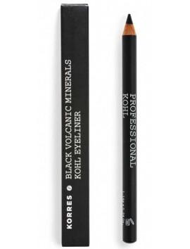 Korres Professional Kohl Eyeliner 01 Black 1,14gr