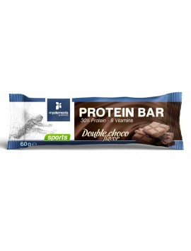 My Elements Sports Protein Bar Double Choco 60gr