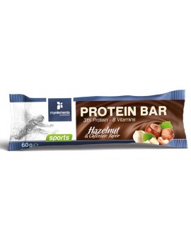 My Elements Sports Protein Bar Hazelnut & Chocolate 60gr