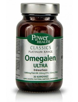 Power Health Classics Platinum Range Omegalen Ultra 30caps
