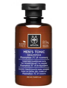 Apivita Men's Tonic Shampoo 250ml