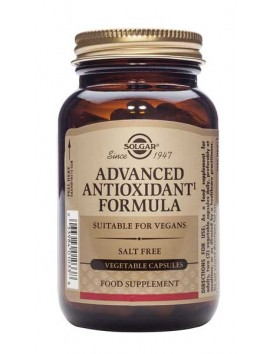 Solgar Advanced Antioxidant Formula 120veg.caps