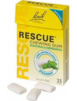 Power Health Bach Rescue Chewing Gum 25τεμ.