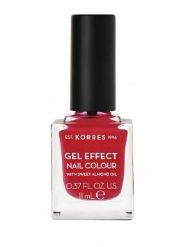 Korres Gel Effect Nail Colour No19 Watermelon 11ml