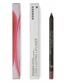 Korres Cotton Seed Oil Long Lasting Lipliner 01 Neutral Light -1,2gr