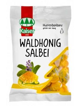 Kaiser Waldhonig Salbei (Καραμέλες για το Βήχα με Φασκόμηλο & Μέλι του δάσους) 75gr